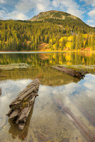 Lost Lake, Kebler Pass, Gunnison National Forest, Colorado