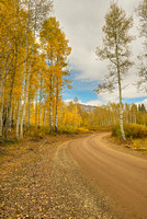 Lost Lake Road, Kebler Pass, Gunnison National Forest, Colorado