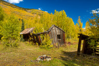 Ironton, Uncompahgre National Forest, Colorado