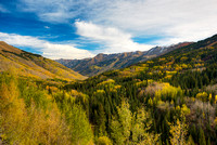 Red Mountain Pass, Uncompahgre National Forest, Colorado