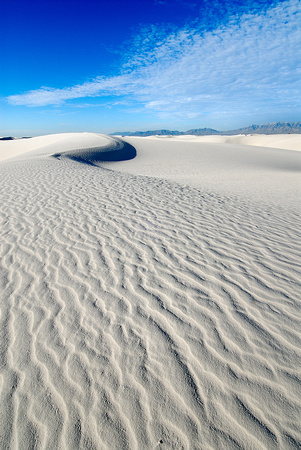 Heart of the Dunes, White Sands National Monument, New Mexico