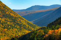 Notch View from Elephant Head, Crawford Notch, White Mountain National Forest, New Hampshire