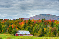 Autumn Farm, Orleans County, Vermont