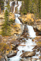 Tangle Falls, Jasper National Park, Alberta