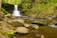 Sheldon Reynolds Falls, Ricketts Glen State Park, Pennsylvania