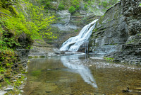 Lucifer Falls, Robert H. Treman State Park, New York