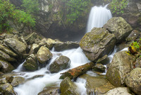 Grotto Falls, Great Smoky Mountains National Park, Tennessee