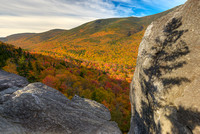 Square Ledge View, Crawford Notch, White Mountain National Forest, New Hampshire