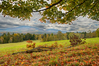 Darling Hill Road View, Caledonia County, Vermont