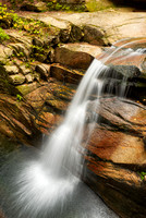 Sabbaday Falls, Kancamagus Highway, White Mountain National Forest, New Hampshire