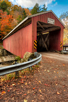 McConnells Mill Covered Bridge, McConnells Mill State Park, Pennsylvania