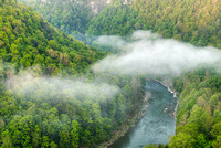 Great Bend Overlook, Letchworth State Park, New York