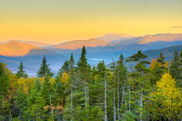 Pemigewasset Overlook, Kancamagus Highway, White Mountain National Forest, New Hampshire