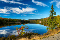 Beaver Pond Morning, Franklin County, Maine