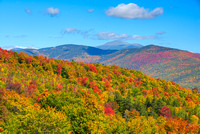 Bear Notch Overlook, White Mountain National Forest, New Hampshire