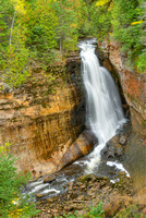 Miners Falls, Pictured Rocks National Lakeshore, Michigan