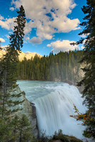 Wapta Falls, Yoho National Park, British Columbia