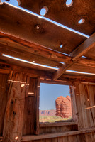 """Abandoned,"", Monument Valley Navajo Tribal Park, Arizona"